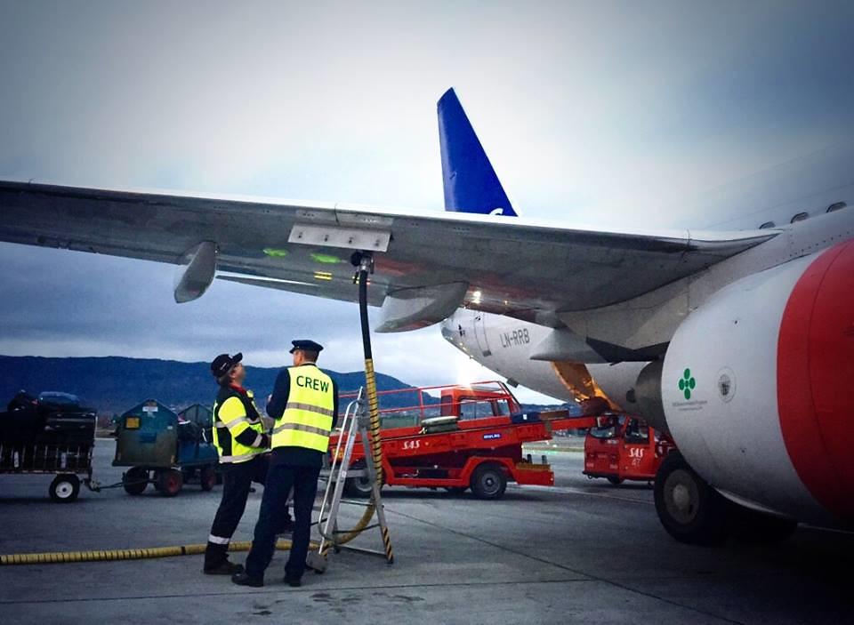 """""""Sütőolajat"""" is kérhetnek a pilóták Arlandán a gépbe"""