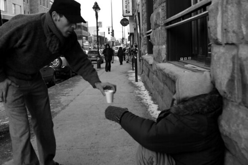The kindness of strangers | by Darinka Maja