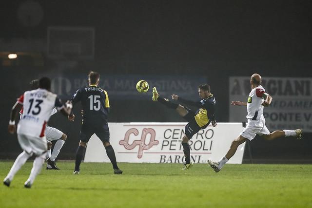 Santarcangelo - Sambenedettese 0-0
