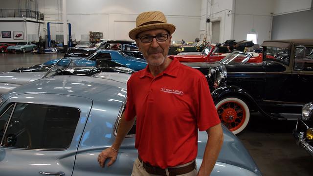 Vinnie Mandzak at Auctions America Preview 2014