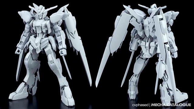 HG IBO Gundam Bael - Prototype Shots