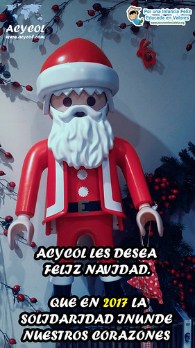 ACYCOL Feliz Navidad