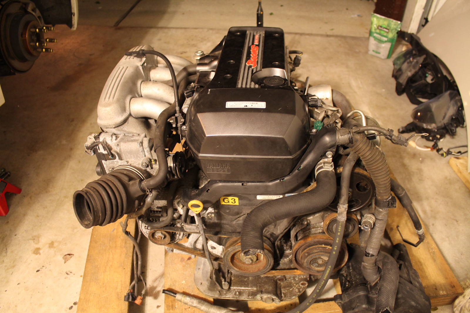 Sunny's 3SGE BEAMS FRS  Full Engine Rebuild  - Page 5
