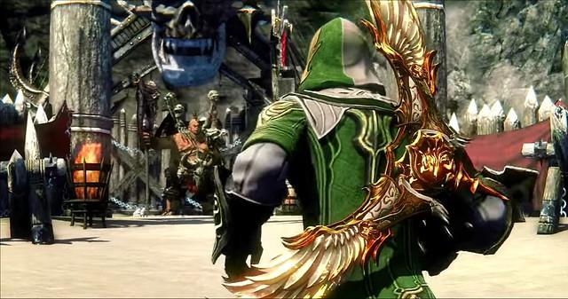 伊卡洛斯骑士 - 游侠之怒