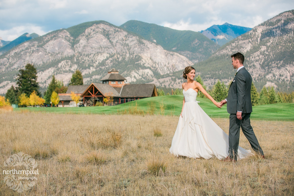 Eagle Ranch Resort Wedding Venue Invermere BC Rocky Mountain Wedding Elopement