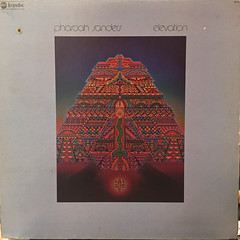 PHAROAH SANDERS:ELEVATION(JACKET A)