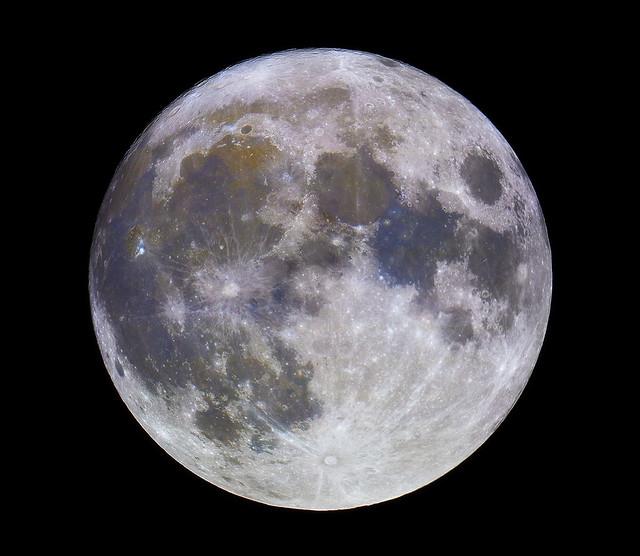 La lune en couleur - 20161213