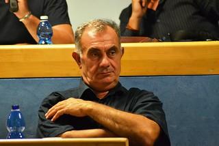 Noicattaro. Il prof. Vito Didonna front