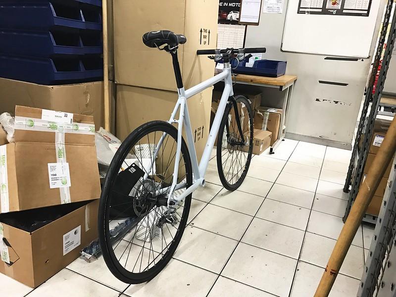 999dbee73 Carrera Gryphon Build - BikeRadar Forum