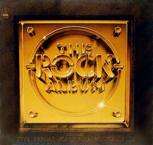 The Rock Album K Tel 1980 Side One Don T Bring Me
