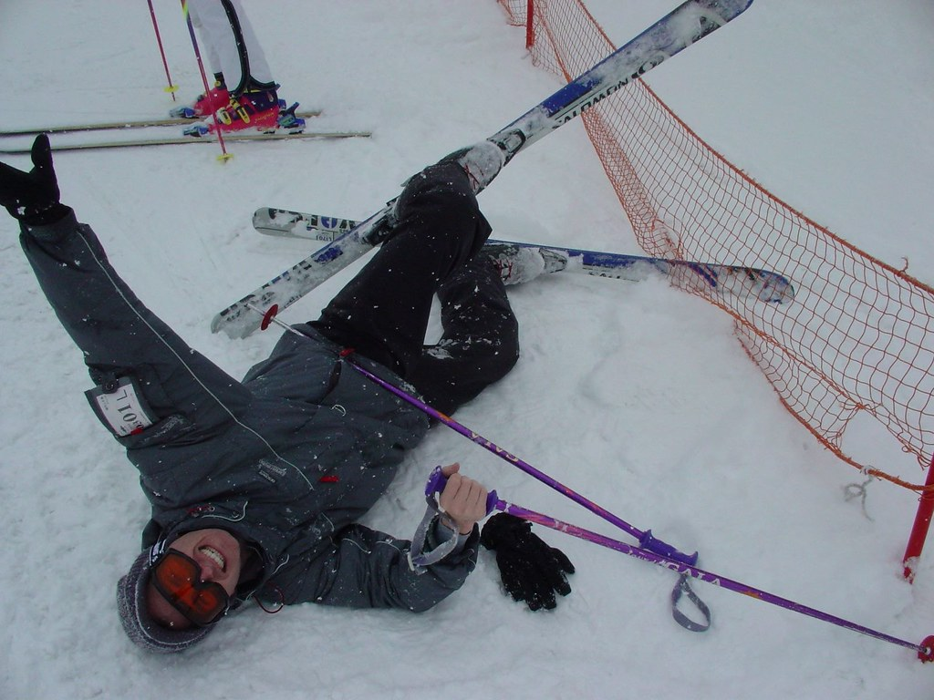Image result for ski crash