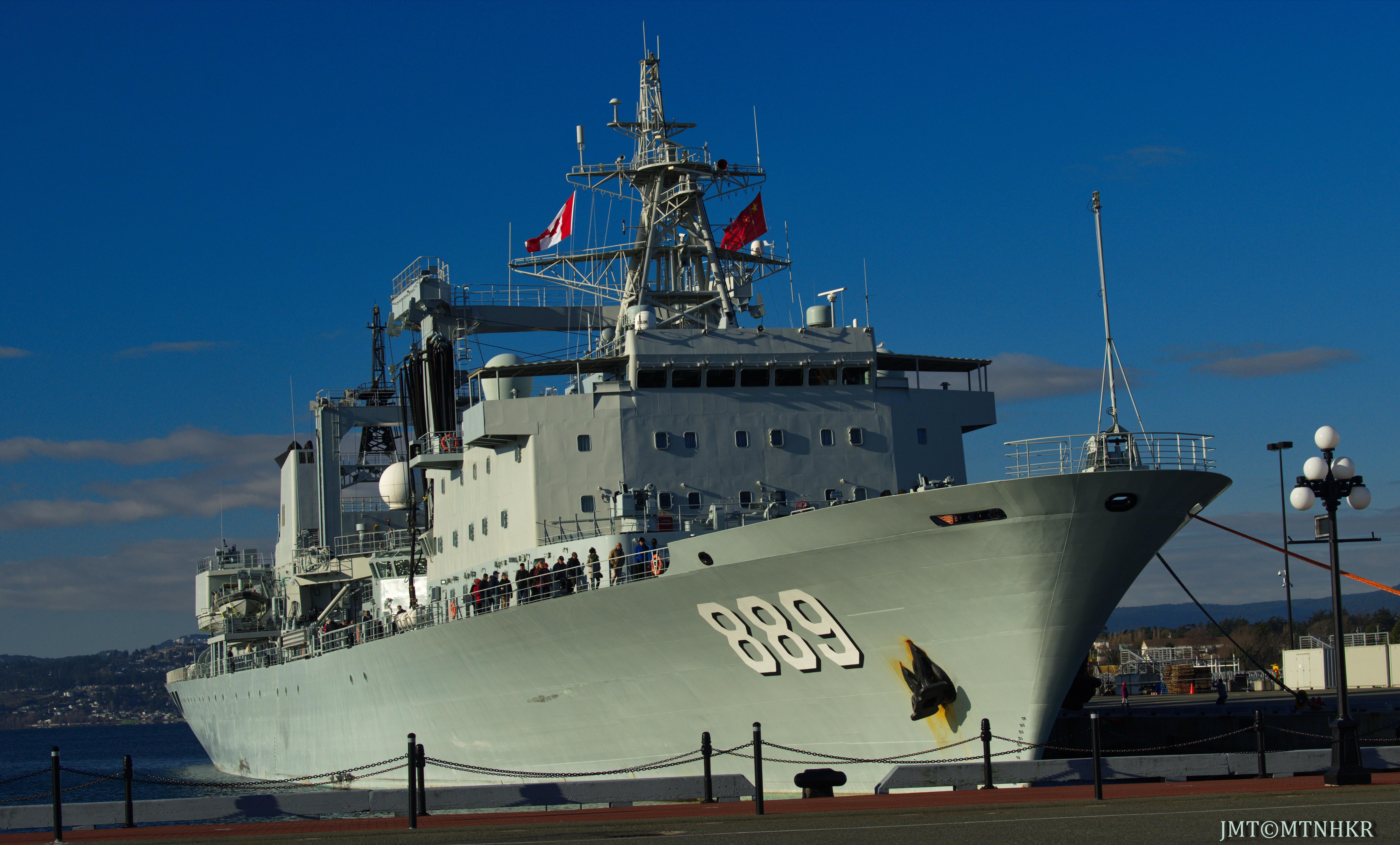 Marine chinoise - Chinese navy - Page 9 30883557773_58b64687fe_o