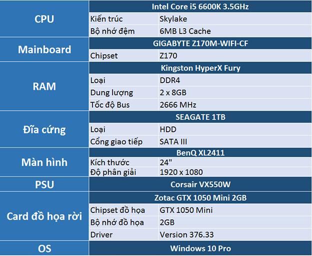 """PC Màn hình BenQ XL2411 24"""" 144Hz chuyên game thi đấu e-Sport - 162275"""