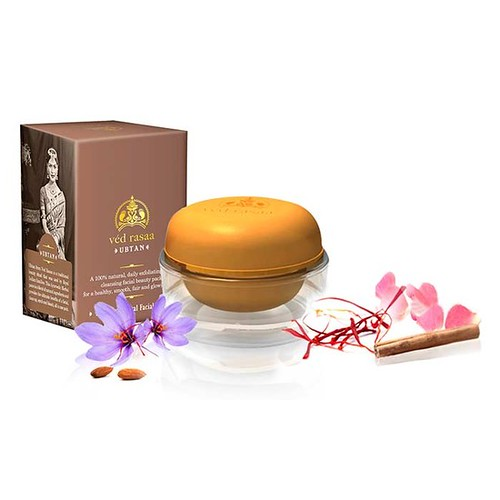 Best ayurvedic fairness cream in India - Ved rasaa ubtan fairness cream