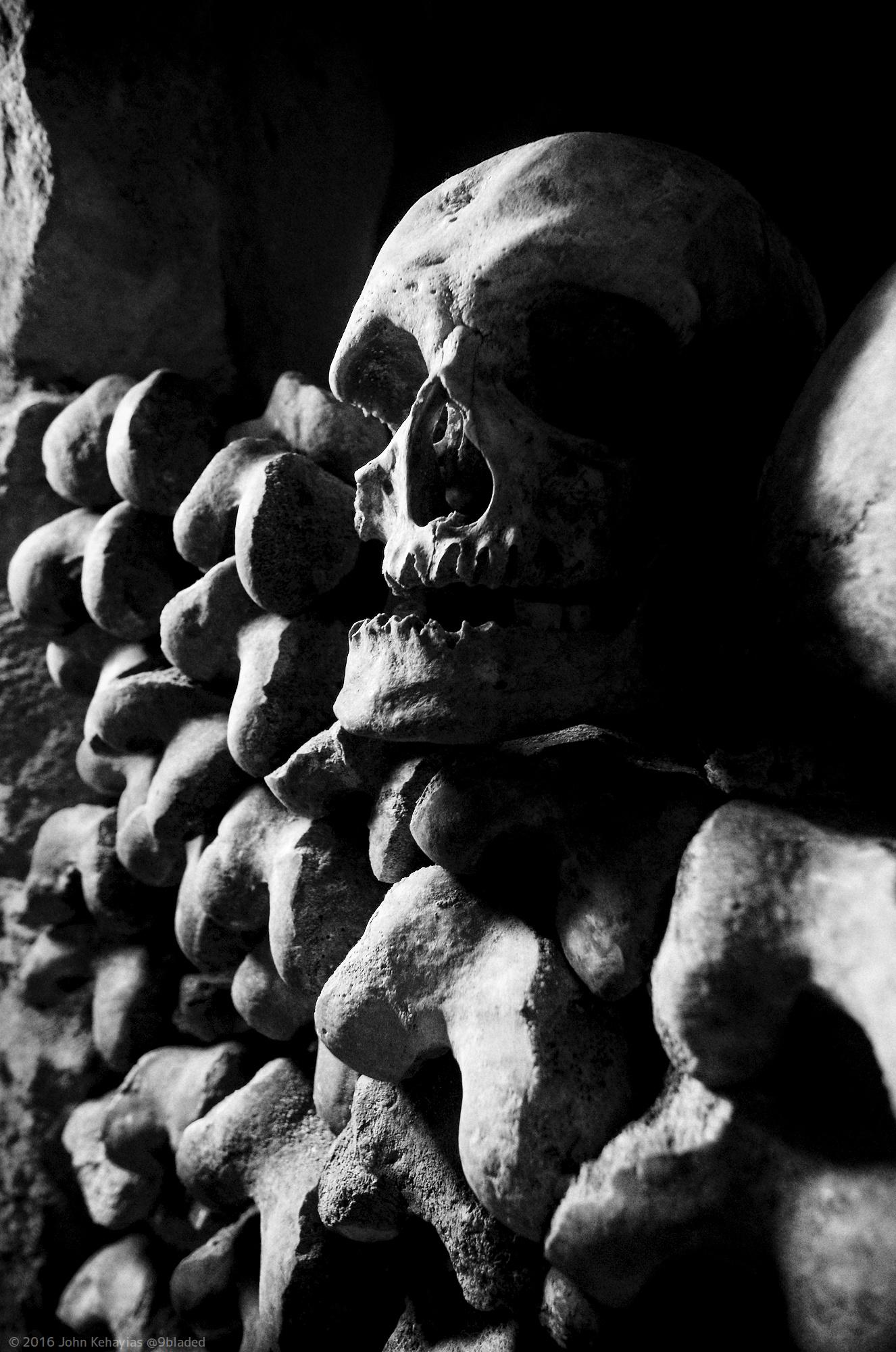 On My Perch Of Bones
