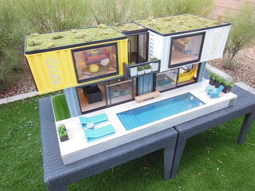 Hargrave Fr8 House A Custom Container Beach Home