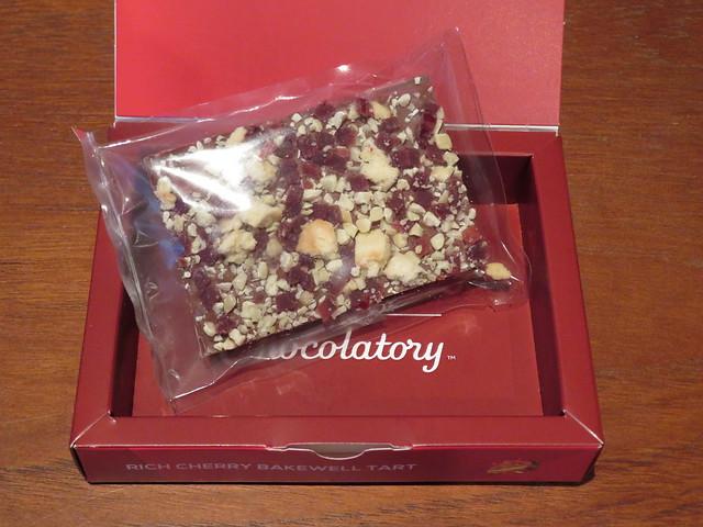 London Kit Kat Chocolatory - Rich Cherry Bakewell Tart