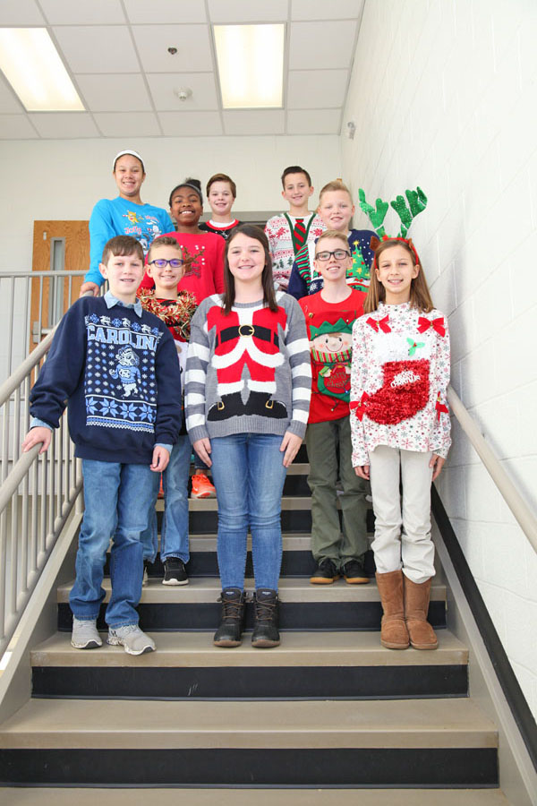 MS Ugly Christmas Sweaters