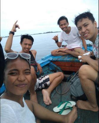 keliling pulau sekitar