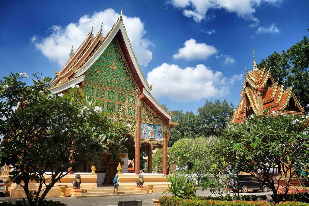 Vientiane - Wat Inpeng 1