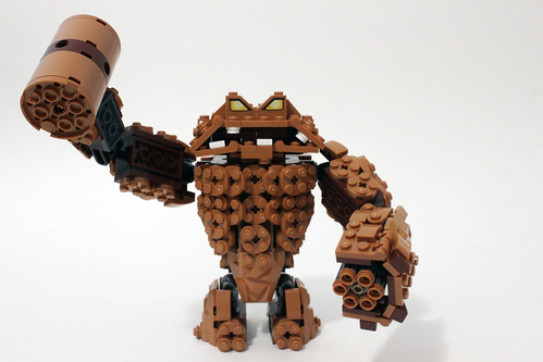 The LEGO Batman Movie Clayface Splat Attack (70904)