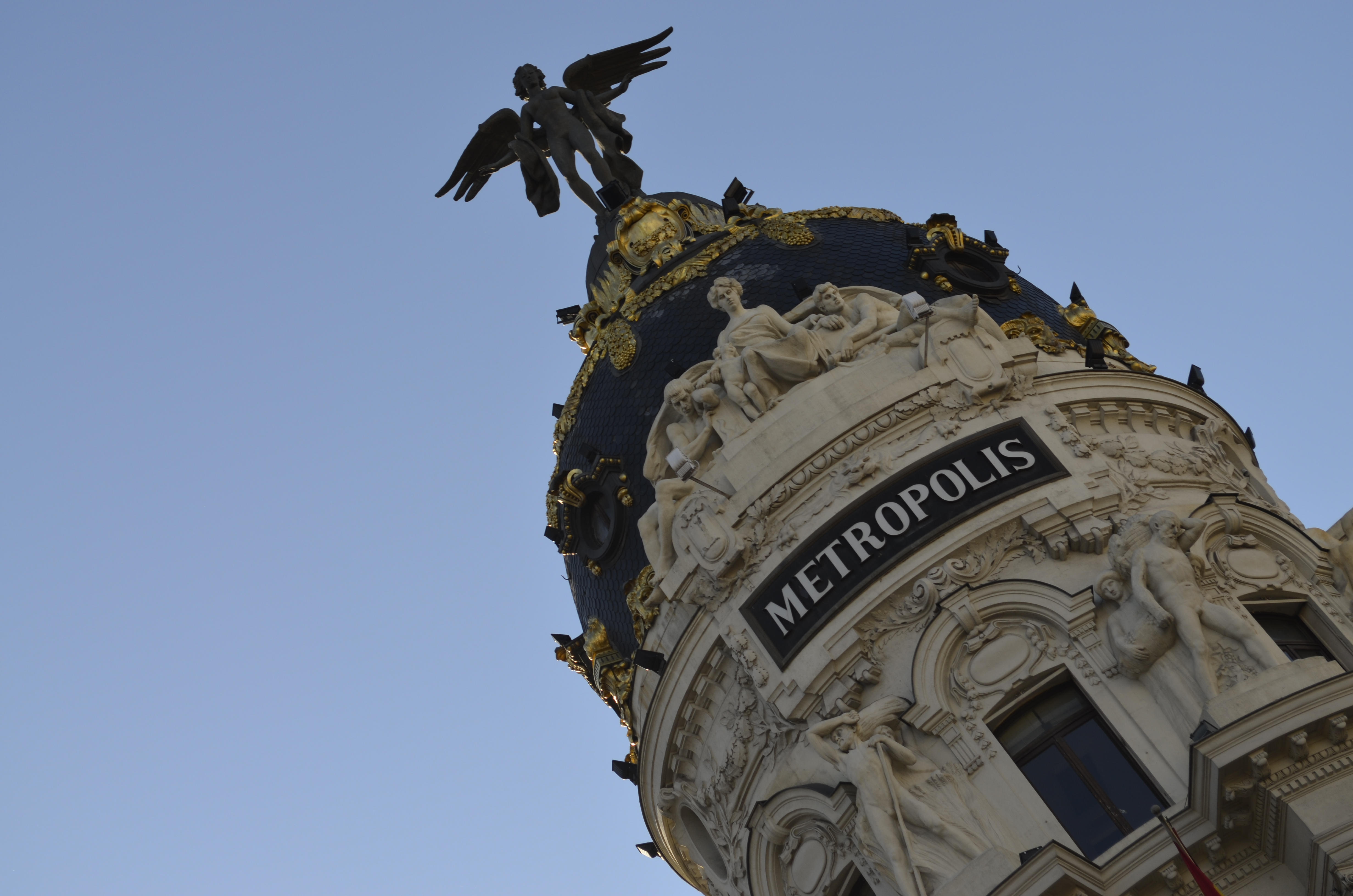 Edifício Metropolis, Madrid