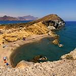 Cala de los Amarillos Parque Natural Cabo de Gata-Nijar, Almería