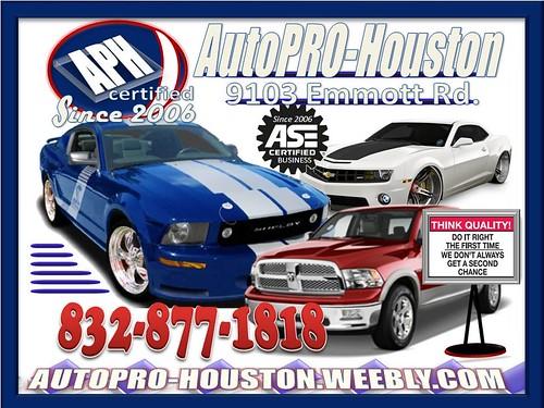 Mustang Camaro Dodge-Pup certified