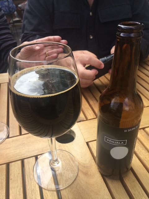 Cerveza artesanal de Estonia