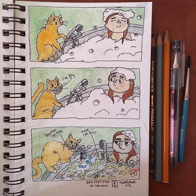 comic diary 1
