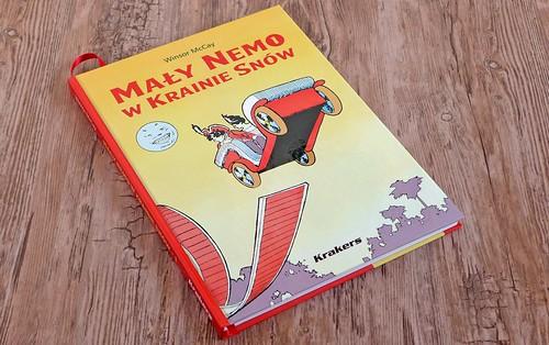 Winsor McCay Mały Nemo w Krainie Snów Tom 1 01