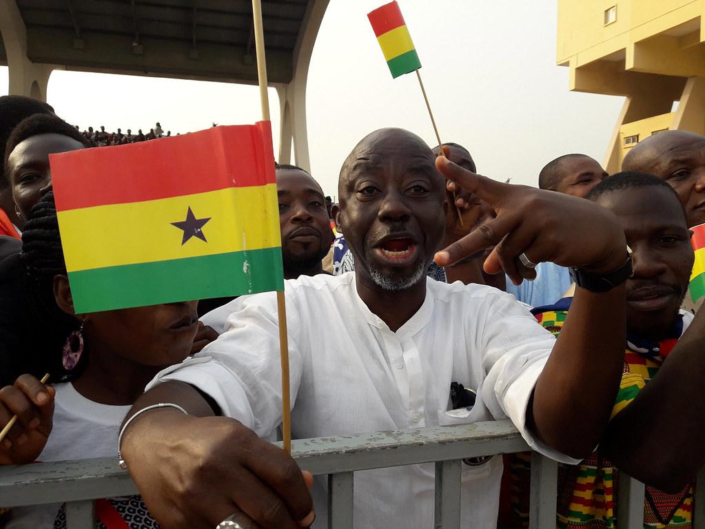 Ghana Swears in President Akufo-Addo