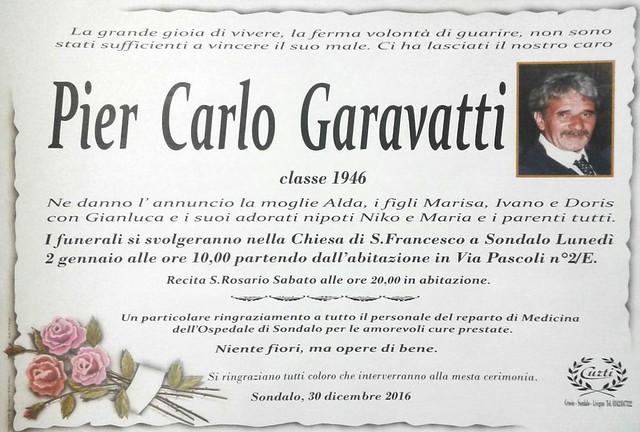 Garavatti Pier Carlo
