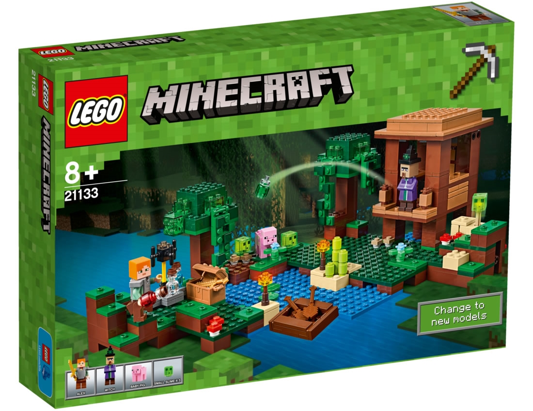 LEGO Minecraft 21133 - Witch House