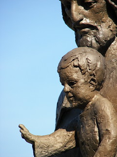 St Joseph and The Baby | by JKLsemi