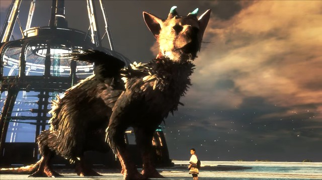 The Last Guardian – Trico