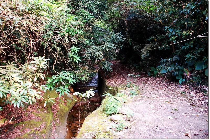蝙蝠洞瀑布步道