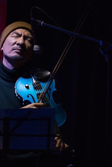 Satoko Fujii Quartet live at Cortez, Mito (Japan), 22 Dec 2016 -00695