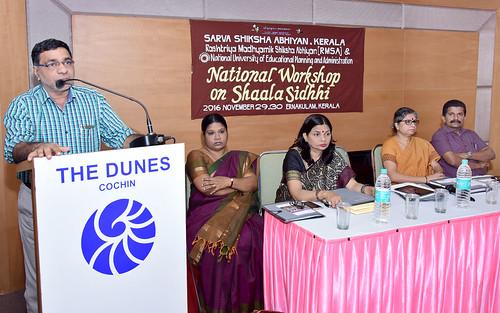 Shaala Siddhi National Workshop