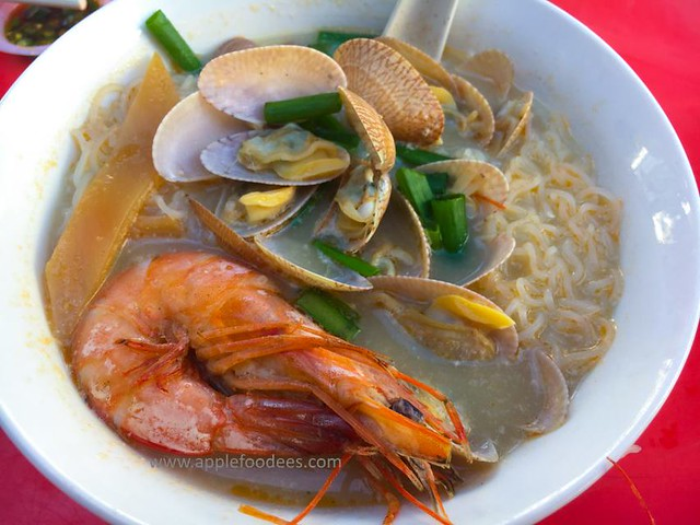 Hennessy Seafood Noodle