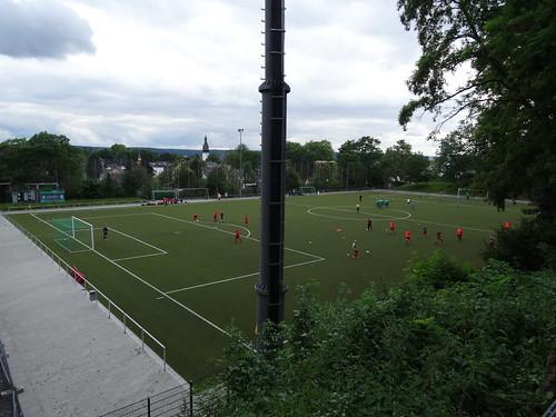 Oberkassel: Sportanlage Stingenberg, Platz 2