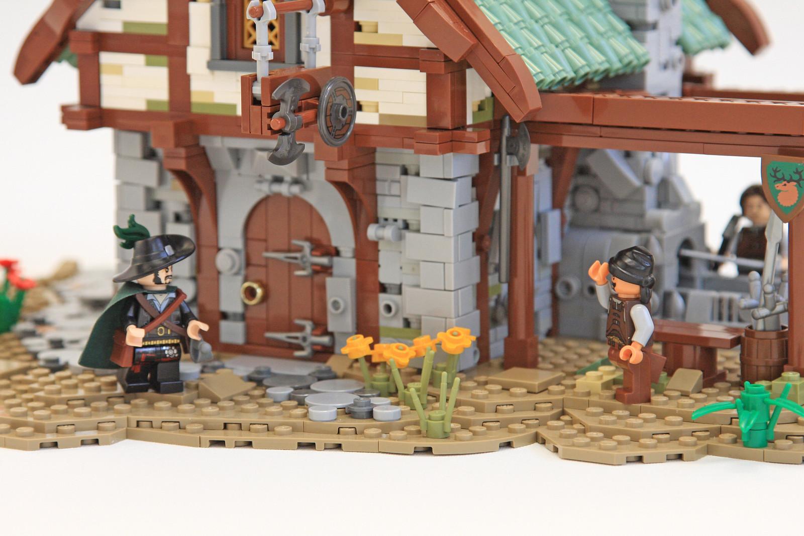 Blacksmith Close