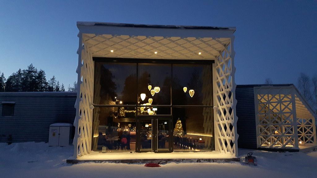 Restaurant Rakas Arctic treehouse (29)