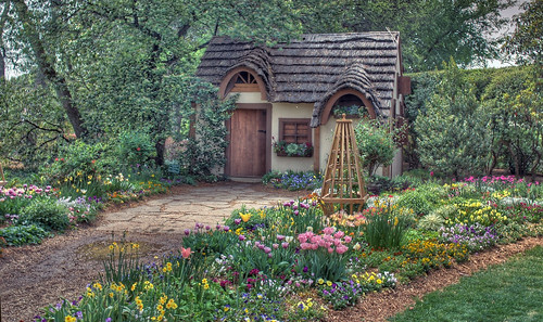 The Magical Cottage | by Jeff Clow