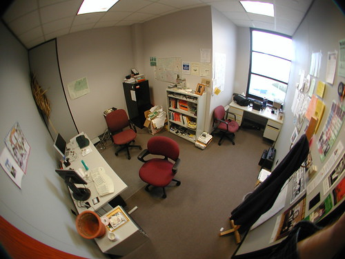 Fisheye Office | by Editor B