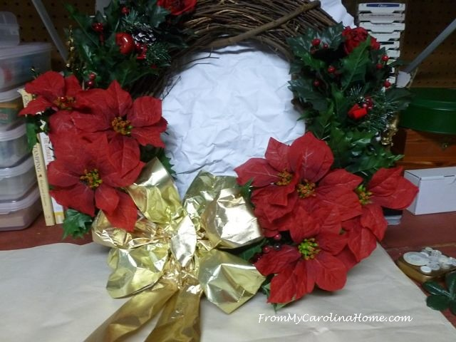Wreath Winter White 1