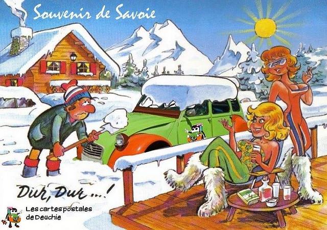 Souvenir de Savoie