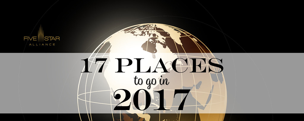 Places to go in 2017 Header