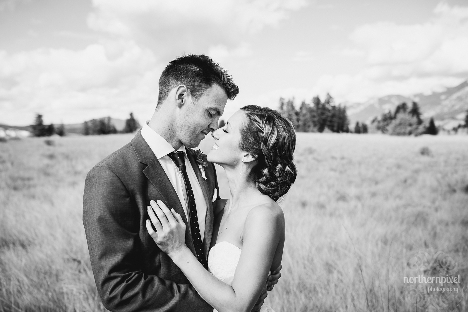 Wedding at Eagle Ranch Resort, Invermere BC