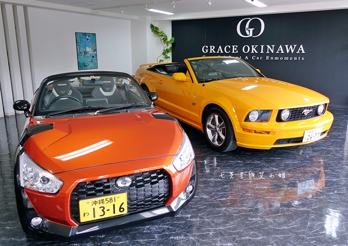 4 日本沖繩自由行 租車分享 Grace Okinawa